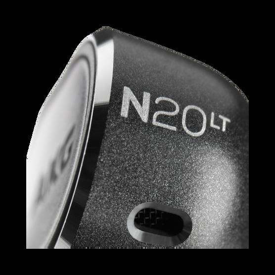 N20 LT - Black - Detailshot 2